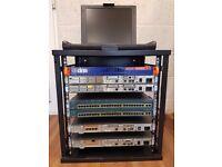 Cisco starter to advanced lab CCENT, CCNA, CCNP, Microsoft etc