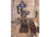 Vintage Bandsaw for sale, Qualters and Smith Bros. Barnsley