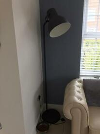Ikea Slate Grey Lamp