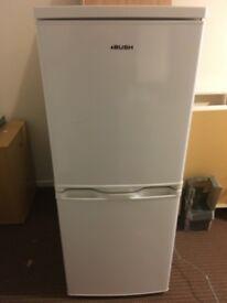 Bush 5ft White Fridge freezer