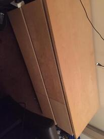 Ikea malm sideboard low dresser tv unit