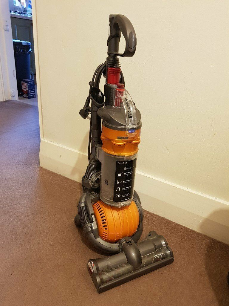 Dyson DC24 Multi Floor Ultra-lightweight Dyson Ball Upright Vacuum Cleaner