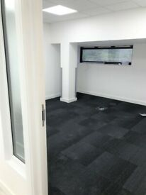 1-10 man office becoming available at Exhibition House, Addison Bridge Place, Kensington W14 8XP