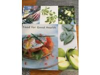 Hamlyn Hard Cover FOOD FOR GOOD HEALTH