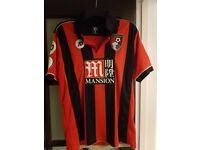 AFC Bournemouth Harry Arter Premier League signed shirt