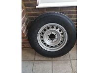Brand new 4 x 4! wheel & tyre for sale