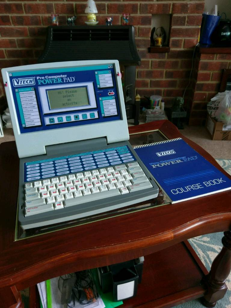 VTECH Pre computer power pad