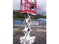 Accesss platform work platform Hi-Brid HB-830 CE electric lifting work platform