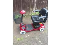 Freerider ascot mobility scooter