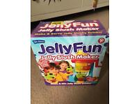 Jelly Fun Jelly Slush Maker*Collection only