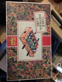 PANINI 50th Anniversary TABLE FOOTBALL GAME - Boxed
