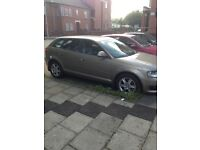 AUDI A3 TDI 2008 AUTO WITH PADDLE SHIFT 12 MONTHS MOT FULL SERVICE HISTORY