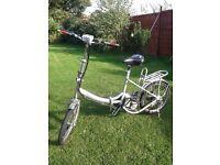 Electric Bike. Spares or repair.