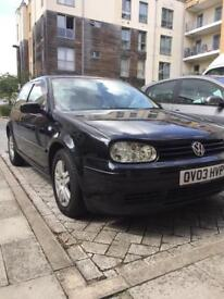 Vw golf 4 . 19 TDI . 6 speed