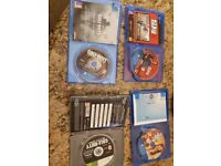 Selection of PS4 games for sale