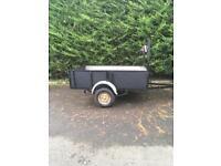 6x4 car trailer . (Cheap)
