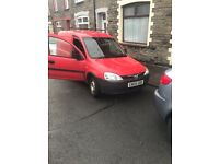 Vauxhall combo for sale 05