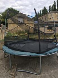 Used Trampoline for sale (collection only)