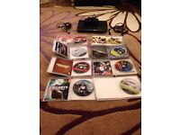 PS3 plus 8 Games included