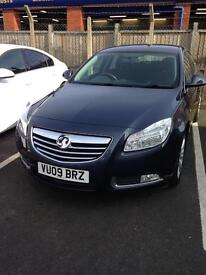 Vauxhall insignia 1.8 petrol vvt. Just been serviced by vauxhall.will come with 12 months MOT