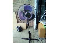 Pifco freestanding fan
