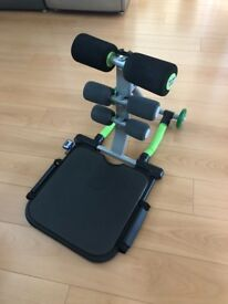 Unused Total Core Deluxe workout set