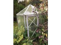 Greenhouse Octagonal Aluminium FREE