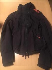 Jacket- superdry