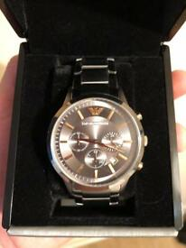 Men's Armani Watch in perfect condition