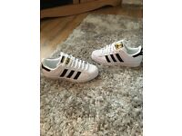 Adidas trainers size 6.5 (real)