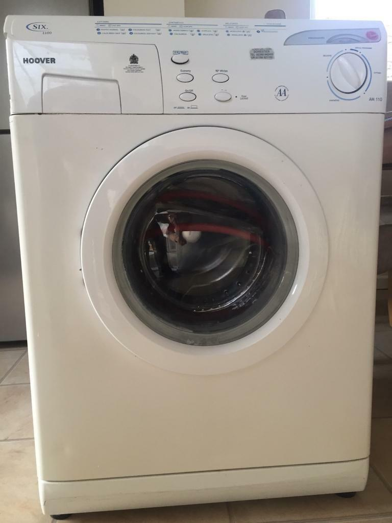 Hoover Am110 Six 1100 Washing Machine Needs Repair On Spin