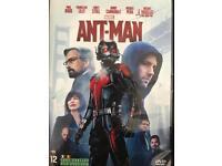 Ant-man (2015)- DVD