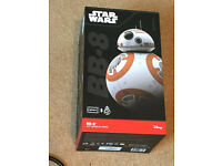 Star Wars BB8 App Enabled Android by Sphero - Complete In Box - Only Used Once