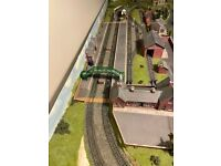 OO Guage Model railway layout