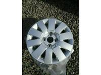 Citroen Picasso alloy wheel
