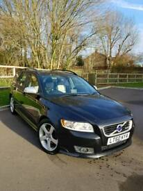Volvo v50 D2 R-design CHEAP TAX