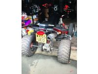 2005 Polaris predator 500cc quad