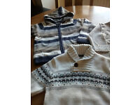 Boys jumpers 2-3 years, in great condition