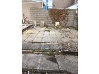 Stone/Concrete Slabs