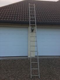 Ladder - 4.2m straight - for sale