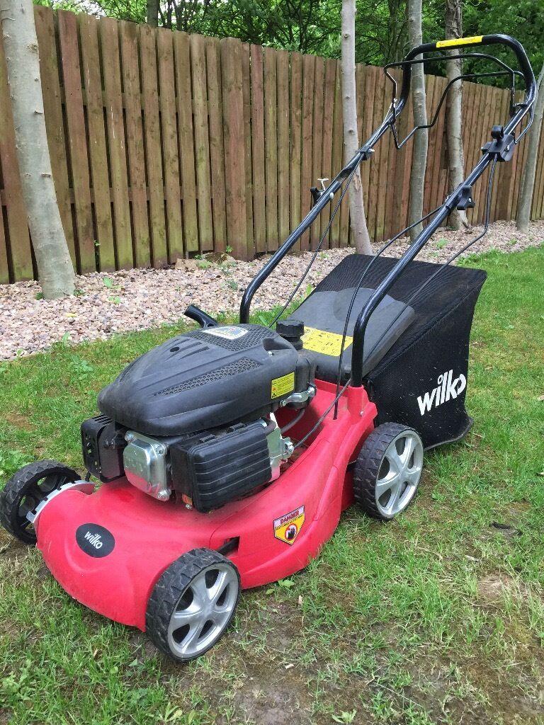 118cc Self Propelled Petrol Lawn Mower Self Propelled