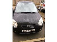 Quick sell, LOW MILEAGE Kia Picanto 2010.