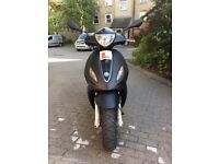 MATT BLACK / 2016 PIAGGIO FLY 125CC / £999