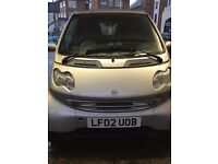 Selling a Smart City-Cabriolet in Barking