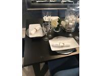IKEA oversize Dinner Plates x6