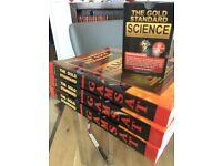 Gamsat Gold standard books -complete set