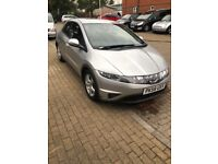 Honda Civic 2.2 cdti 2008 6 speed Manuel