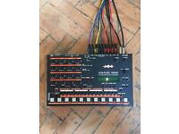 Original Jomox XBase 999 Drum machine