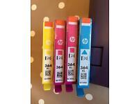 HP colour printer cartridges