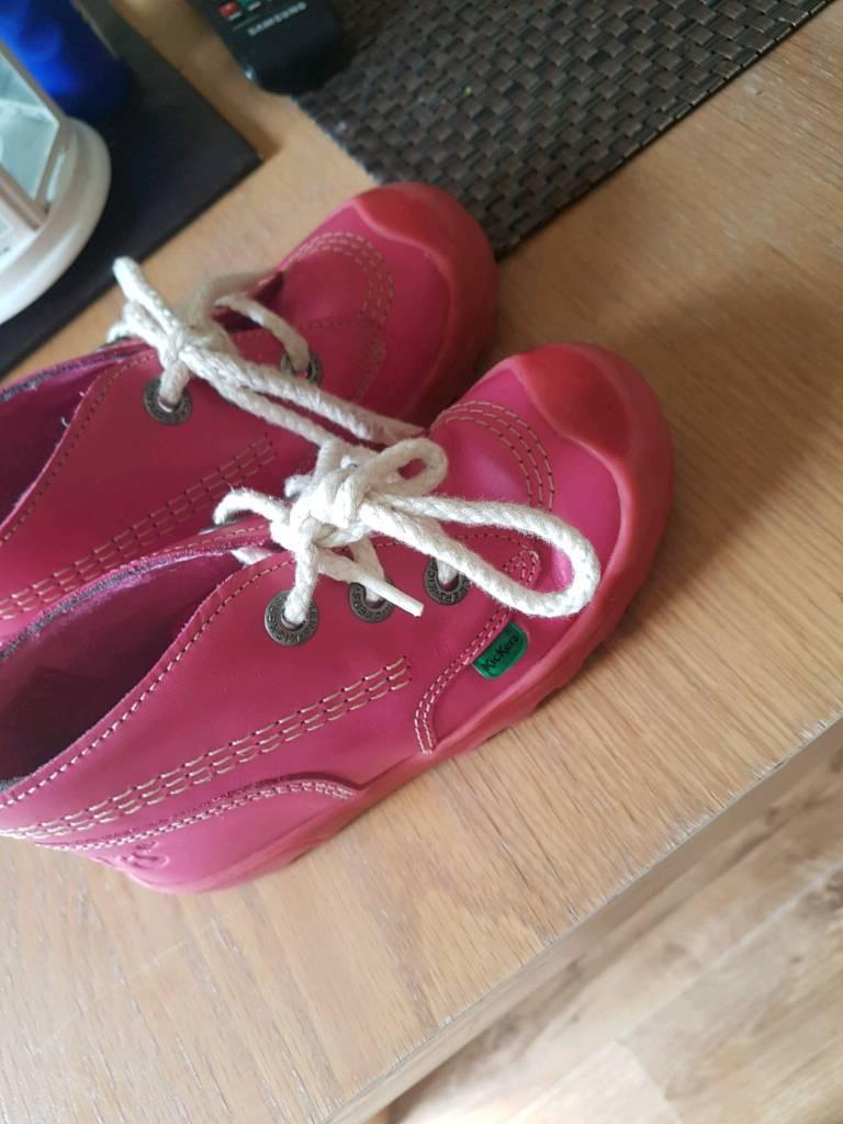 Pink kickers 9